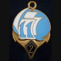 2° RIMA : 11° Cie du 2° Régiment d'Infanterie de Marine type 2 de fabrication Fraisse (L 200)