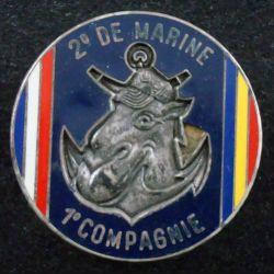2° RIMA : 1° Cie du 2° Régiment d'Infanterie de Marine Tchad 78-79 de fabrication Fraisse (L 200)