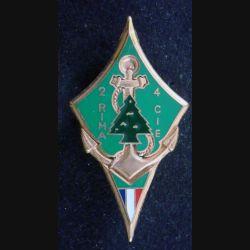 2° RIMA : 4° Cie du 2° Régiment d'Infanterie de Marine FMSB de fabrication Fraisse (L 200)
