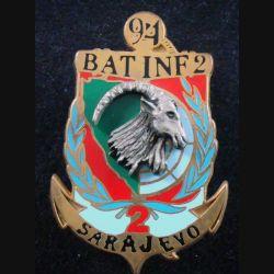 2° RIMA : 2° Cie du BAT INF N° 2 du 2° Régiment d'Infanterie de Marine de fabrication NGF (L 200)