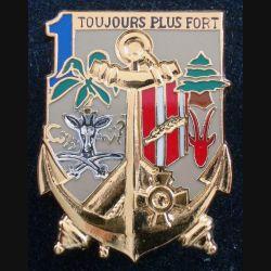 11° RAMA : 1° Batterie du 11° Régiment d'Artillerie de Marine DAGUET de fabrication Balme (L 182)