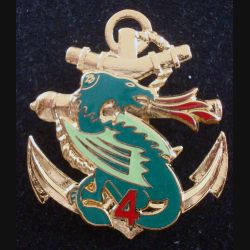 1° RAMA : 4° batterie du 1° Régiment d'Artillerie de Marine JY Segalen (L184)