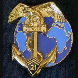 21° RIMa : 1° Compagnie du 21° Régiment d'Infanterie de Marine de fabrication Balme (L 197)