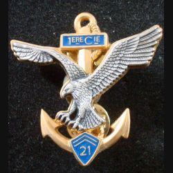 21° RIMa : 1° Compagnie du 21° Régiment d'Infanterie de Marine (L 197)