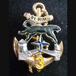 21° RIMa : 3° Compagnie du 21° Régiment d'Infanterie de Marine Mostar Bosnie 2002 local (L 198)
