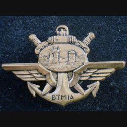 BTMIA : Base de Transit Militaire Interarmes, sigle B.T.M.I.A. Drago O Métra G. 897 (L211)