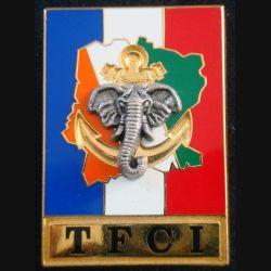 TFCI : Troupes Françaises en Côte d'Ivoire Boussemart 2004 (L215)
