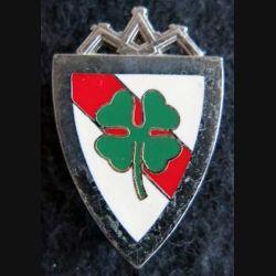 153° RI : Insigne métallique du 153° régiment d'infanterie de fabrication Delsart Sens G. 1173