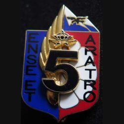 1° RCP : 5° compagnie du 1° régiment chasseurs parachtistes ENSE ET ARATRO Boussemart 2003