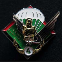 17° RGP : 4° Compagnie du 17° régiment génie parachutistes IMC numéroté 117