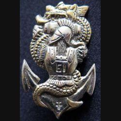 61° BG : 61° bataillon du Génie En Extrême Orient de fabrication Drago Paris surmoulage EO