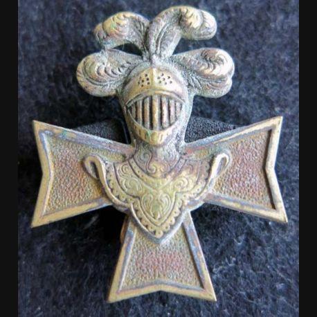 CIDB : insigne métallique du centre d'instruction des divisions blindées de fabrication Drago G. 1262
