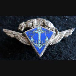 BAP 191 : insigne métallique de la base aérienne principale 191, TAN SON NHUT de fabrication Augis en émail