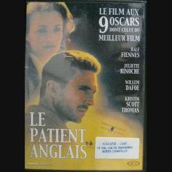 DVD : LE PATIENT ANGLAIS (C64)
