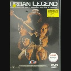 DVD : URBAN LEGEND (C64)