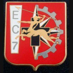 7° RCS : Escadron de circulation 7° RCS JMM INSIGNES numéroté 144 (L226)