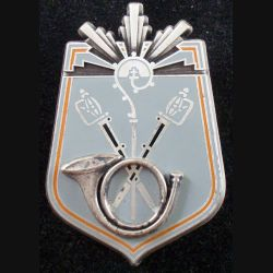 1° & 2° RCH : Escadron d'administration et de soutien du 1° et 2° chasseurs Arthus Bertrand