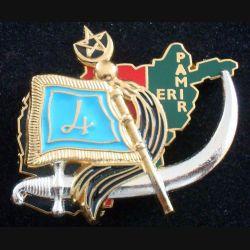 1° RS : ERI 4° escadron 1° spahis Afghanistan PAMIR Arthus Bertrand numéroté (L 66)