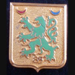 1° RSA 85° GRDI : 85° GRDI du 1° Spahis algériens Arthus Bertrand émail (L56)