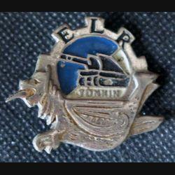 1° RCC : ELR du 1° Chars de combat au Tonkin locale EO en métal épais peint (L 194)