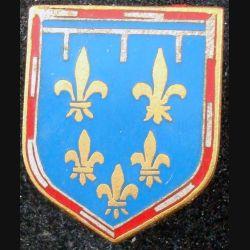 ÉCU de Gendarmerie de la CCRG (cdt de circo régionale de la gend) Centre Drago Paris G. 2193 (L 73)
