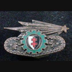 122° EARG : 122° Esccadron d'Automobile de Réserve Générale ABPD émail (L 125)