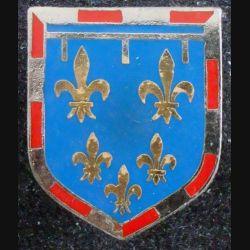 ECU de Gendarmerie : CCRG (commandement de circonscription régionale de la gend) Centre Drago Paris (L 73)
