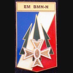 1° DB EM BMN-N : Etat-major de la brigade multi nationale Nord 1° division blindée Trident Delsart (L82)