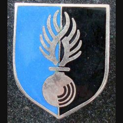 ECU de Gendarmerie : Centre administratif et technique de la gend nationale A.B G. 2190 émail (L 73)