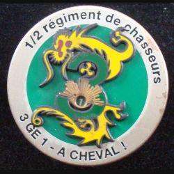 1° 2° RCH : 3° escadron du groupe d'escadrons n°1 des 1° et 2° chasseurs J.Y Ségalen 2004 (L85)