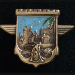 17° RGP CA FUTUNA : Compagnie d'appui CA du 17° régiment du génie parachutiste à Futuna 1992 (L 31)