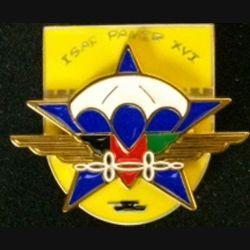 1° RCP : 1° régiment de chasseurs parachutistes PAMIR XIII° mandat des forces ISAF Delsart numéroté 2040 (L 43)