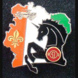 6° & 12° RC : 1° escadron du 6° et 12° régiment de cuirassiers opération Licorne Arthus Bertrand