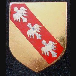 Écu de la 6° légion de gendarmerie départementale de Metz de fabrication Drago Noisiel (L 73)