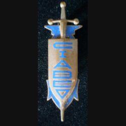 CIABEO : Centre d'instruction de l'arme blindée en Extrême Orient Courtois numéroté 591 (L 193)