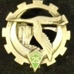 25° ET : 25° ESCADRON DU TRAIN Drago H. 231  vert plus foncé