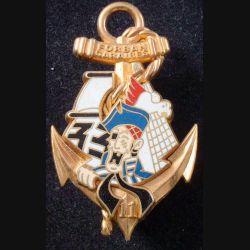 33° RIMA :11° Cie du 33° Régiment d'Infanterie de Marine Fraisse relief numérotée 174 (L 204)