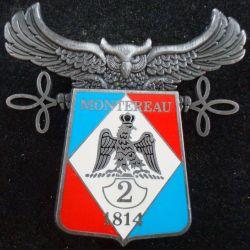 2° RH : Escadron d'administration et de soutien du 2° régiment de hussards Arthus Bertrand