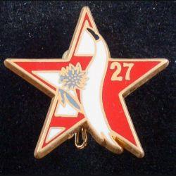 27° DIM : Escadron d'éclairage de la 27° division d'infanterie de montagne Ballard G. 4196 (L82)
