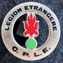 CPLE : insigne de la compagnie de pionniers Légion Étrangère Drago Paris N° 859