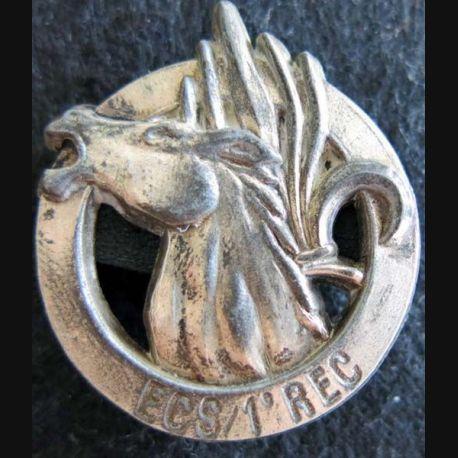 1° REC  : escadron de commandement et des services du 1° Régiment étranger de cavalerie Drago Paris numéroté