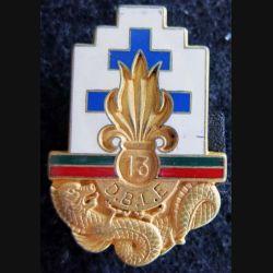 13° DBLE : 13° demi brigade de la légion étrangère fabricant non marqué