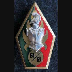 61-21° CGL : 61-21° compagnie de Génie Légion de fabrication Drago O.Métra déposé