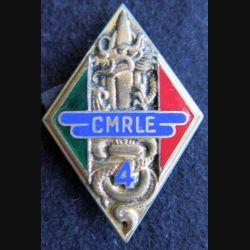 4° CMRLE : 4° compagnie Moyenne de Réparation Légion Étrangère Drago Rom.