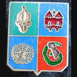 1° REC : 1° régiment étranger de cavalerie BATINF 2 FORPRONU Sarajevo 1995 N° 0982