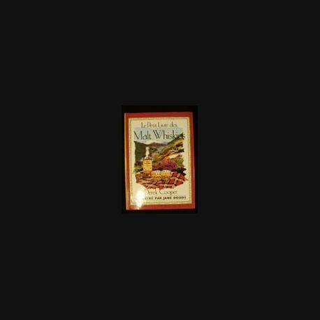 LE PETIT LIVRE DES MALT WHISKIES Derek Cooper (C149)