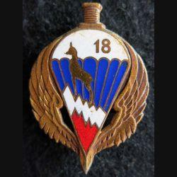 18° RIPC : 18° régiment d'infanterie parachutiste de choc Drago Paris