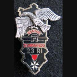 CEC 23° RI : Centre d'entrainement commando 23° régiment d'infanterie Delsart Sens G. 2519