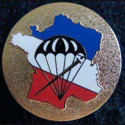 1° BPC : insigne métallique du 1° bataillon de choc 1943 - 2013 Boussemart
