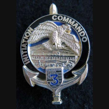 CEC 3° RIMA : insigne du 3° RIMA centre commando initiation Penthievre Boussemart prestige